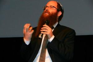 Rabbi Yisroel Bernath ©MaurieAlioff