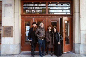 Screenings at l'Outremont © Maurie Alioff